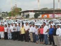 Transportistas confían en el gobernador electo