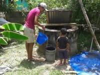 Habitantes enferman por consumir agua con fierro