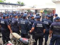 Podrían dar de baja a varios  policías de Jalpa de Méndez