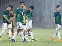 Tri sub 21 fracasa en Barranquilla