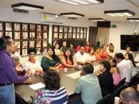 Exhortan a regidores priístas a  defender intereses del pueblo
