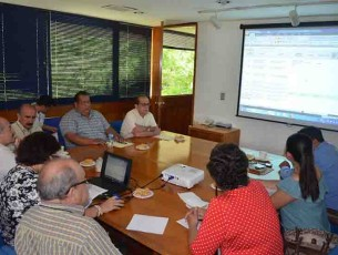 Sesiona Mesa de Vivienda de Estrategia de Inclusión