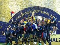 'Les Bleus' Campeones