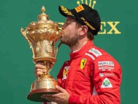 Vettel se lleva el Gran  Premio de Gran Bretaña