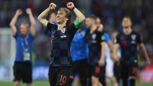 Bélgica y Croacia sueñan con la final