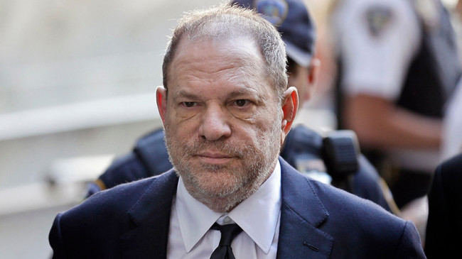 Liberan a Harvey  Weinstein