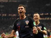 ¡Bye Inglaterra!  Croacia a la Final