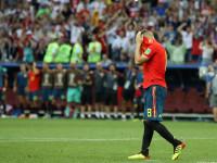 España eliminada en los penaltis