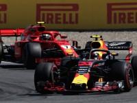 Verstappen triunfa en Austria; 'Checo' hizo 'carrerón'