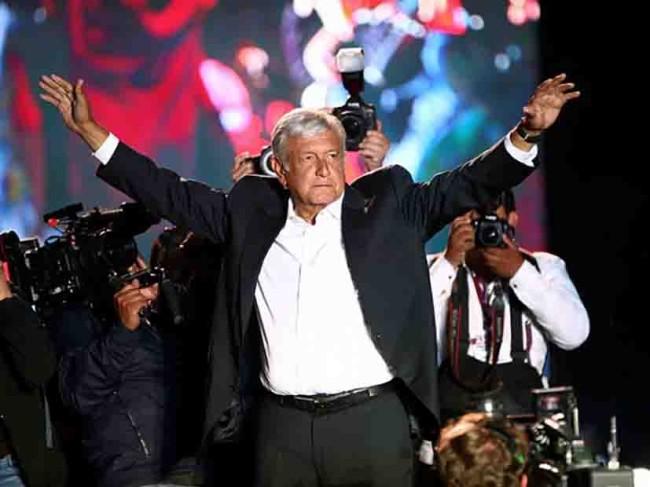 Presidentes del mundo se congratulan con AMLO