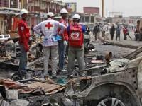 Hombre bomba se 'hace explotar'