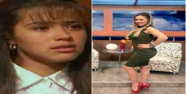"Yuliana Peniche una ""lisiada""  muy seductora"