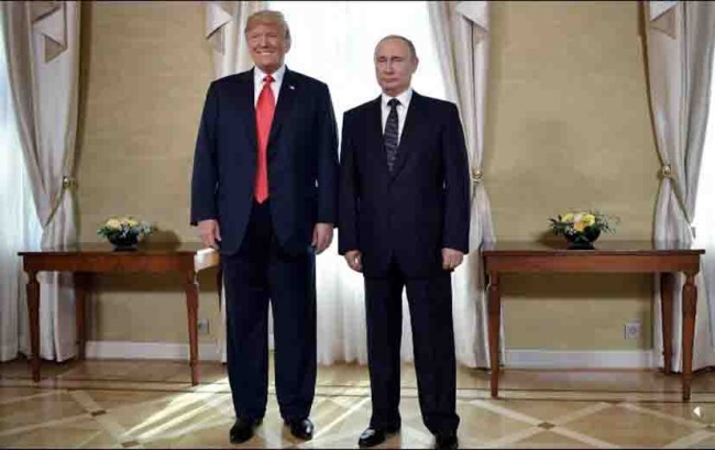 Exitosa y útil la Cumbre con  Trump: Putin