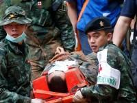 Rescatan con vida a doce alumnos desaparecidos