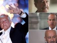 Agradece AMLO mensajes,  pero… se terminarán las pensiones a expresidentes
