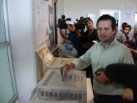 Celebra Gerardo Gaudiano jornada electoral histórica