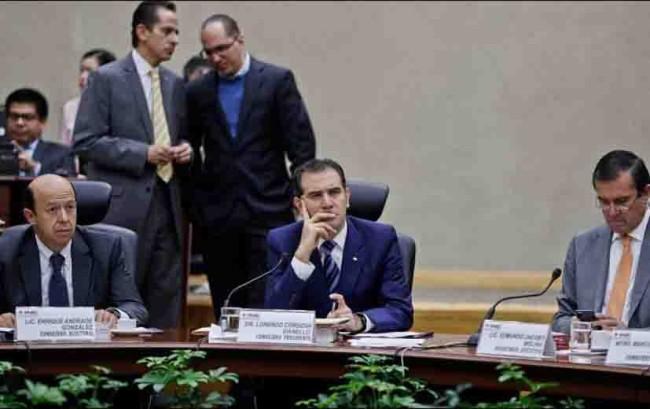 Será INE respetuoso de la decisión del TEPJF en el caso de la multa a Morena