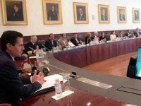 Evalúa EPN y gabinete el proceso de transición