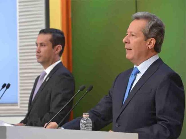 Reunión Peña-Pompeo,  sin AMLO: Presidencia
