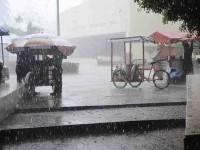 Anuncian lluvias, hoy y mañana