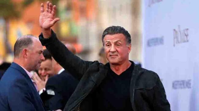 Stallone prepara regreso al cine