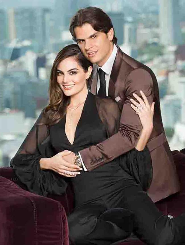 Ximena Navarrete ¡embarazada!