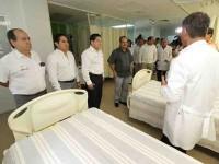 Reabren Sala de Urgencias del Hospital de Comalcalco