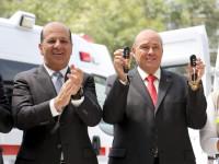 Entregan más de 5 mdp a la Cruz Roja Mexicana