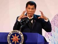 Duterte amenaza a policías