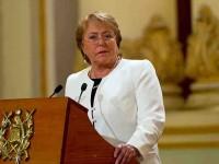 Michelle Bachelet, alta Comisionada