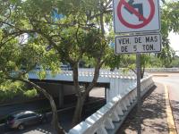 Puentes de tridilosa no representan un riesgo