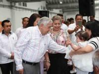Corazón Amigo' trascenderá  el cambio de gobierno: Núñez