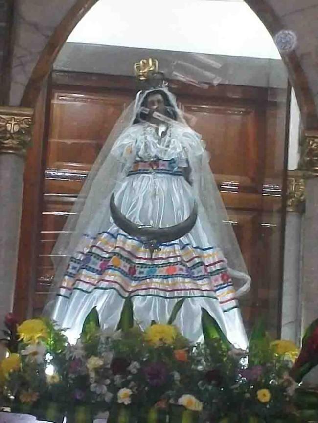 Católicos festejarán a la Asunción de María