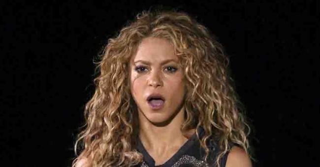 Se derrumba un sueño de Shakira