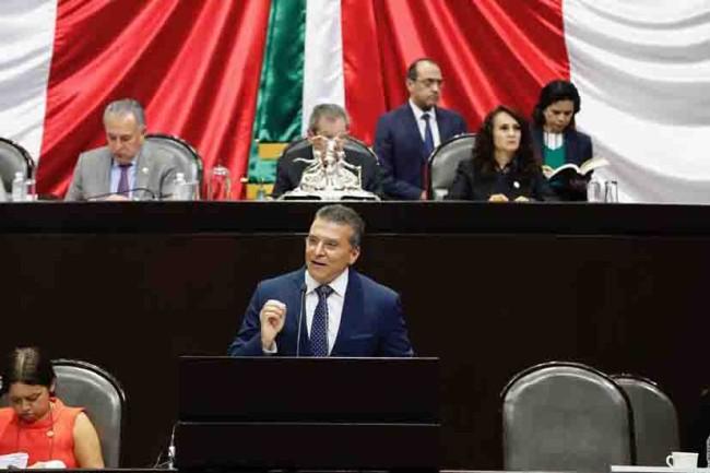 Austeridad para financiar el desarrollo: Rodríguez