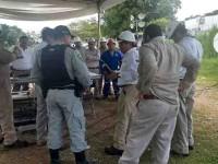 Atiende Pemex fuga de gas  provocada por acto vandálico