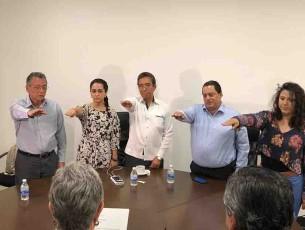 Rinde protesta Consejo  Consultivo Ciudadano  de CORAT y TVT