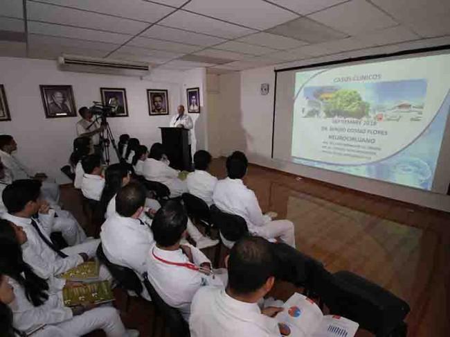 Hospital del Niño, referente nacional en neurocirugías