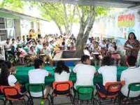 Refuerzan prevención de violencia en estudiantes
