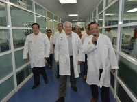Consolidan servicios del Laboratorio de Salud Pública