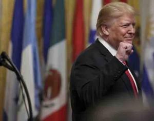 Estaría Trump en toma  de posesión de AMLO