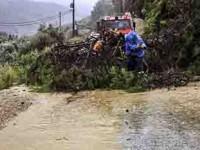 """Ciclón """"Zorba"""" azota a Grecia"""