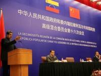 Maduro recibe apoyo asiático