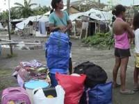 """""""Mangkhut"""" amenaza a Filipinas"""