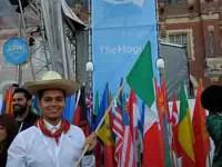 Cardenense en la Cumbre  Mundial de Once Young World