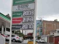 Alza a la gasolina, atentado a la canasta básica local