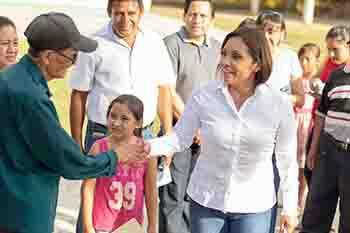Obras y acciones en los primeros  100 días de gobierno: Méndez Denis