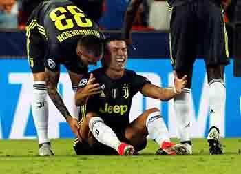 La Juve por otro triunfo