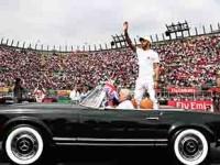 ¡Lewis Hamilton es cinco veces Campeón!