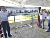 Rinden homenaje a don Nacho Rubio